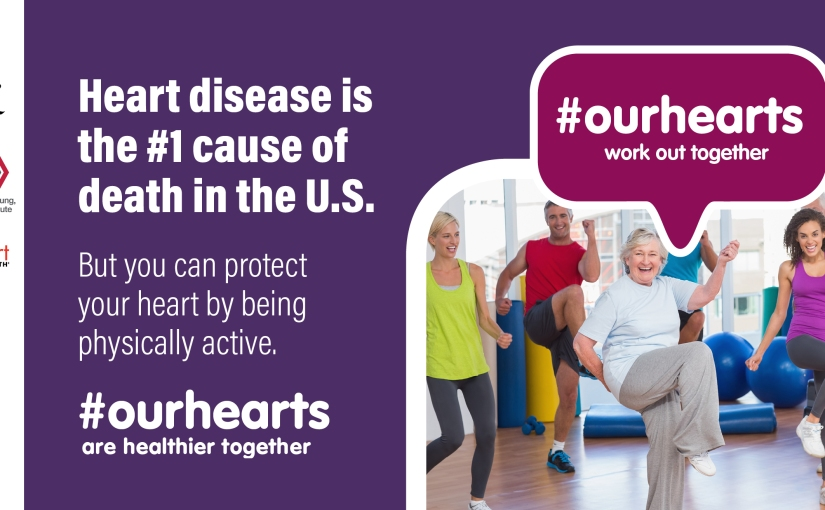 Join the #OurHearts Movement